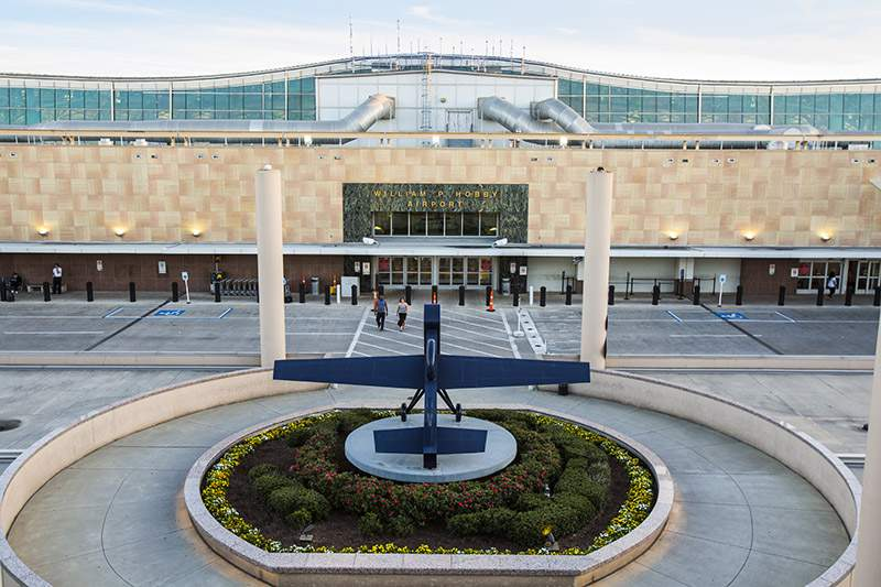 Hobby Airport Celebrates 90 Years Houston Airport System