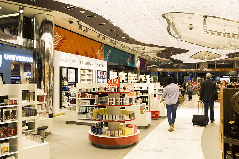 Duty Free Shopping At Houston Airports Houston Airport