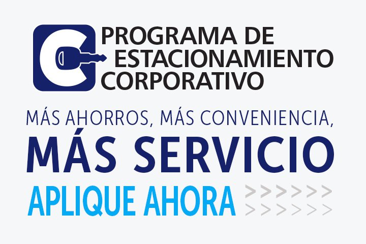 Corporate Parking Mas Servicio Aplique Ahora 6-23-17.png