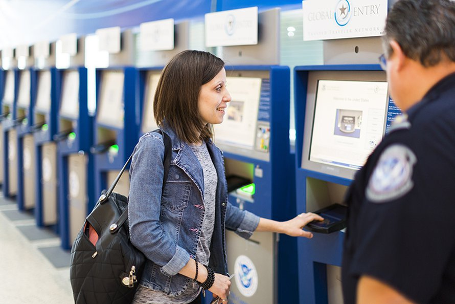 CBP Launches Global Entry Enrollment on Arrival | Houston Airport System