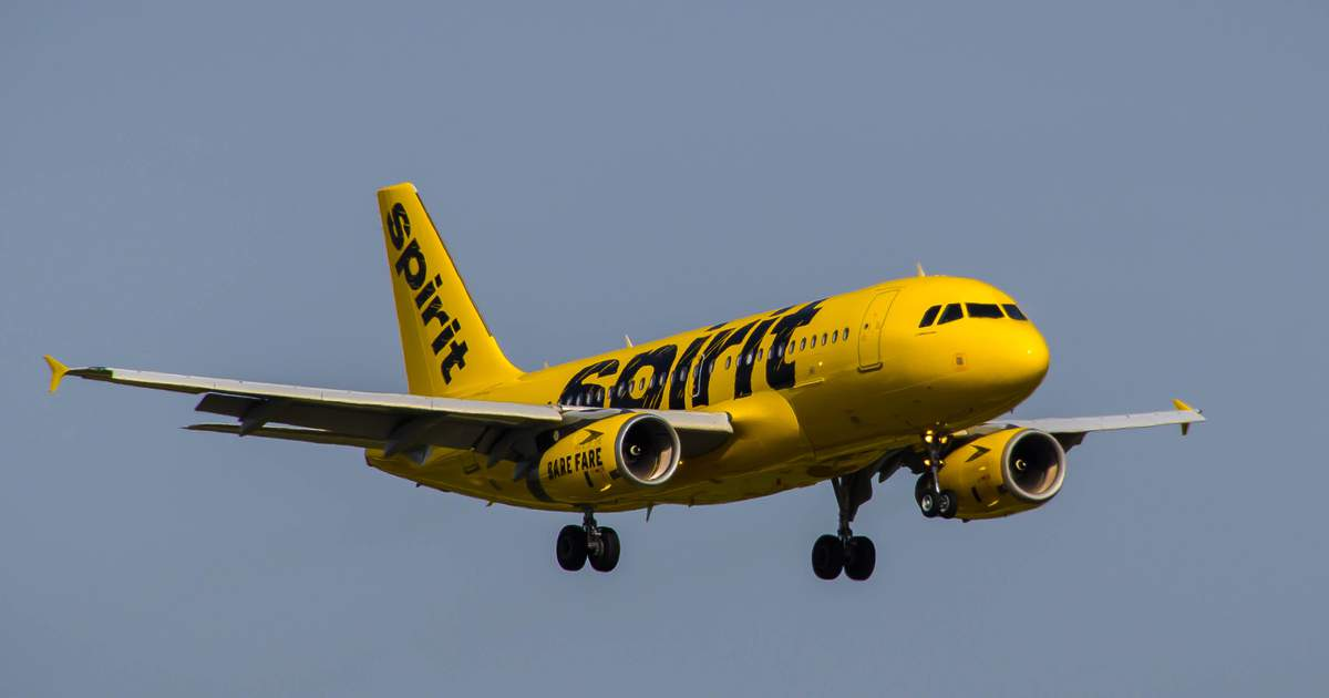 Spirit Airlines Offering Two New Latin America