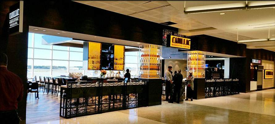 Bush Airport S New Concessions Program Now Complete