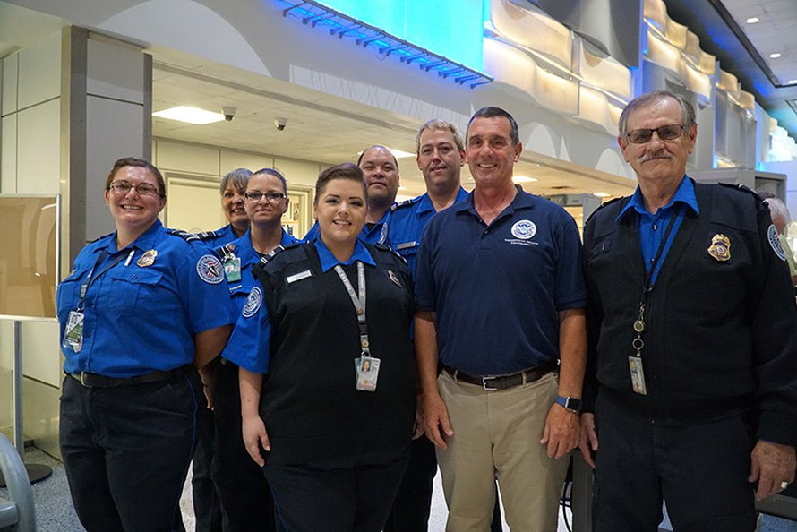 Airport Community Quot Weathers The Storm Together Houston