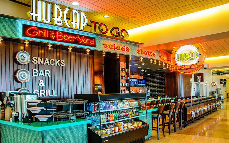 Houston Airports Now Offer A Variety Of Affordable Dining