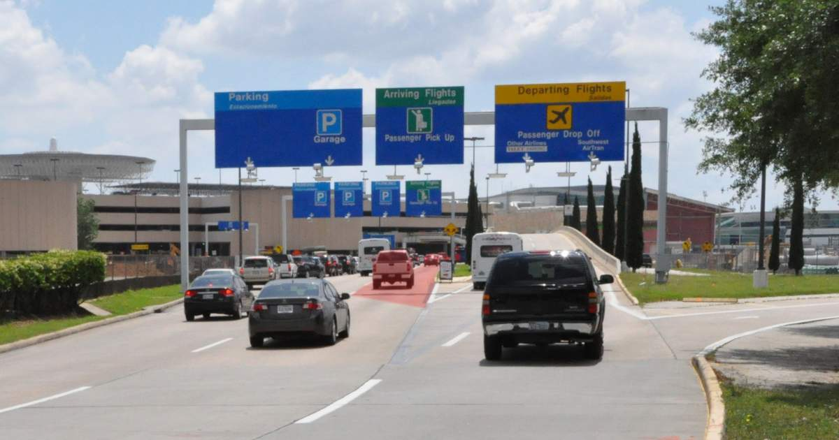 Hobby Airport Roadway Modifications Continue Houston