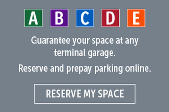 IAH Terminal Parking | Houston Airport System